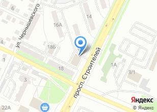 Компания «Uniline» на карте