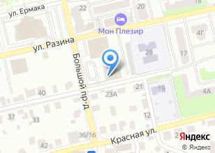 Компания «Системный подход» на карте