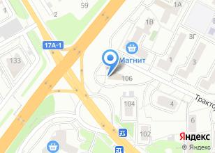 Компания «Ромашка Плюс» на карте
