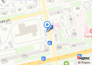 Компания «Столовая» на карте