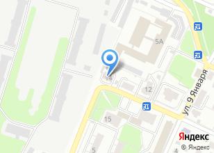 Компания «ВладВорота» на карте