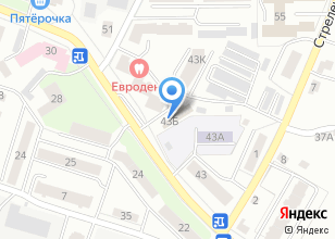 Компания «Адвокатский кабинет Рюмина Н.Г.» на карте
