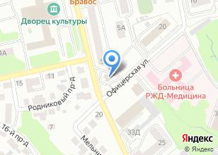 Компания «Владимирский бройлер» на карте