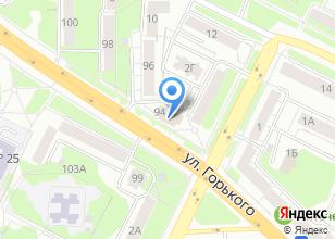 Компания «ВИКОЛ» на карте
