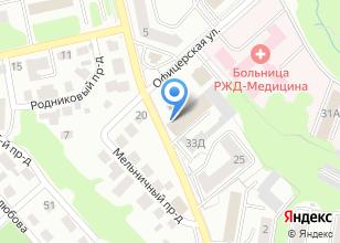 Компания «ЭнергоСервисКом» на карте