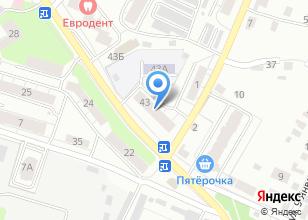 Компания «Студия ресторации» на карте