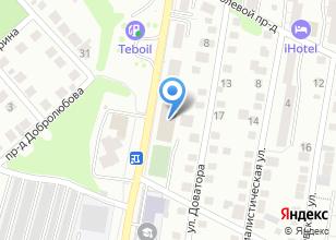 Компания «Владкоммунпроект» на карте