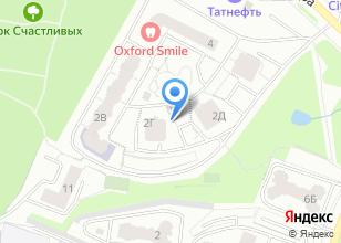Компания «Парк-университет» на карте