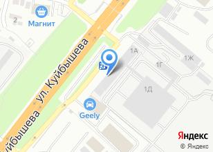 Компания «Tels-Service» на карте