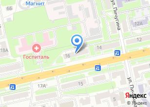 Компания «Центр медицинской консультации» на карте