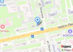 Компания «Лёгкий шаг» на карте
