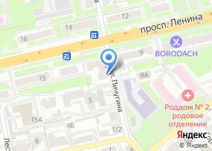 Компания «Сеть детских стоматологий» на карте