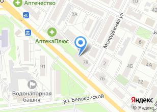 Компания «Владимирская губерния» на карте