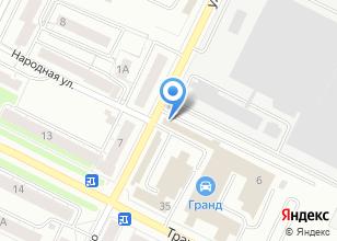 Компания «Гидравлика-сервис» на карте
