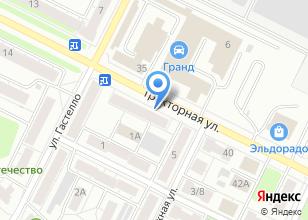 Компания «Запчасть-Агро» на карте