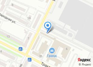 Компания «ПневмоГидроСоюз» на карте