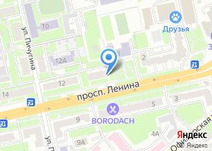 Компания «ТМК ОКНА ДВЕРИ ПОТОЛКИ» на карте