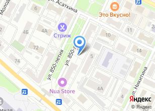 Компания «Мед Ополья» на карте