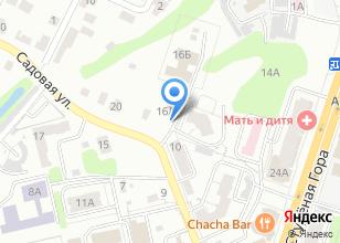 Компания «Ванна-сервис» на карте