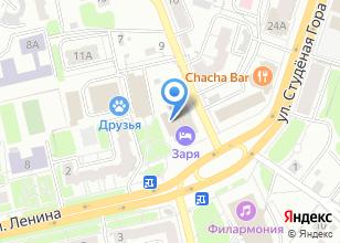 Компания «Рута-ТС» на карте