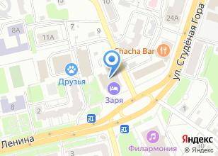 Компания «Пигмалион - Домашний Персонал - Подбор домашнего персонала» на карте