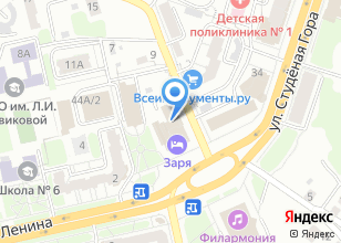 Компания «Мастерская красоты Ksenia Mukha» на карте