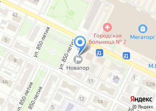 Компания «Центр народной медицины Владимира Миронова» на карте