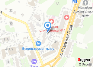 Компания «BasicDecor & Объект» на карте