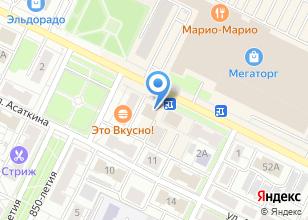 Компания «Мне уже мало» на карте