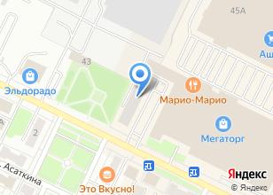 Компания «ЭСТК» на карте