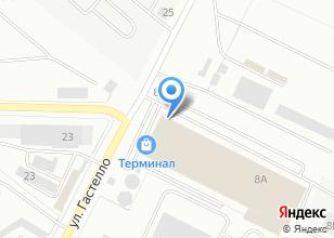Компания «ТеплоКор» на карте