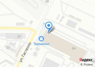 Компания «АкваМастер» на карте