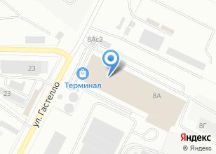 Компания «ВладРТИ» на карте