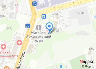 Компания «UNQM» на карте