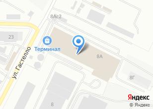 Компания «Лунда» на карте
