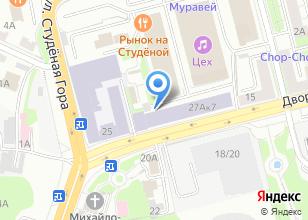 Компания «НЕФТЕСТАЛЬПРОЕКТ» на карте