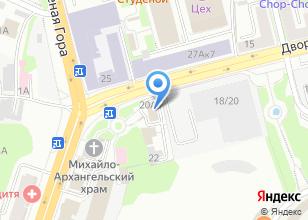 Компания «На Студеной» на карте
