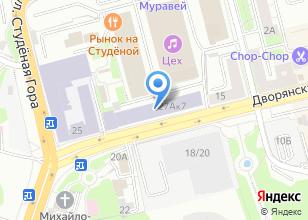 Компания «MEDIUM» на карте