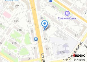 Компания «Домашние радости» на карте