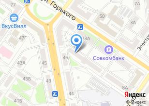 Компания «Десятина» на карте
