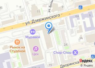 Компания «ГНОМ» на карте
