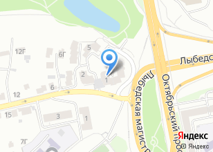 Компания «Автоэкспертиза» на карте