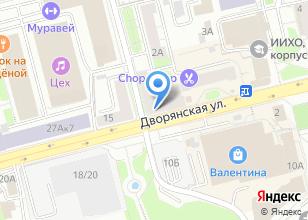 Компания «Zmobili» на карте