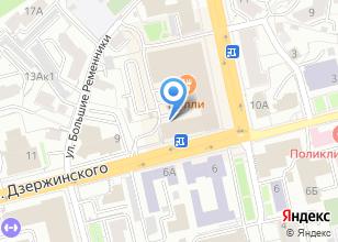 Компания «Тритон-Офис» на карте