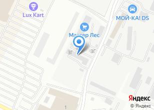 Компания «Орбита К» на карте