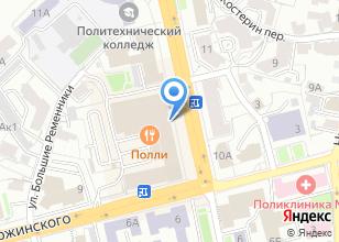 Компания «Всепороги» на карте