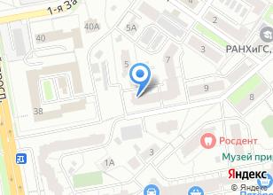 Компания «Владимирская областная теплоэнергетическая компания» на карте