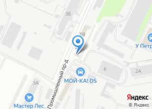 Компания «ВладСтройМаркет» на карте