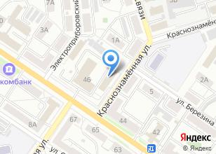 Компания «Главное Управление МЧС России по Владимирской области» на карте