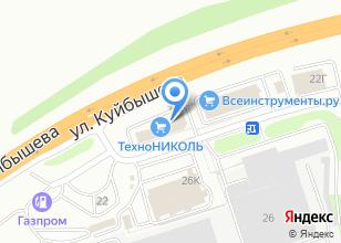 Компания «Автожелезка» на карте